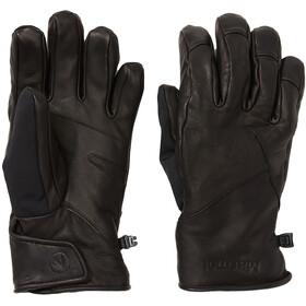 Marmot Dragtooth Undercuff Rękawiczki, czarny